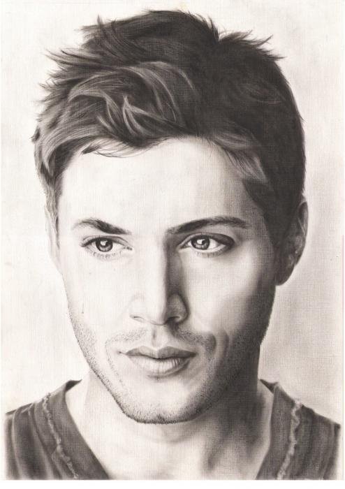 Jensen Ackles by LanaSant